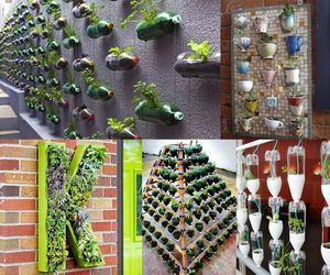 20+ Cool Vertical Gardening Ideas | Yards, Plants and Flowers