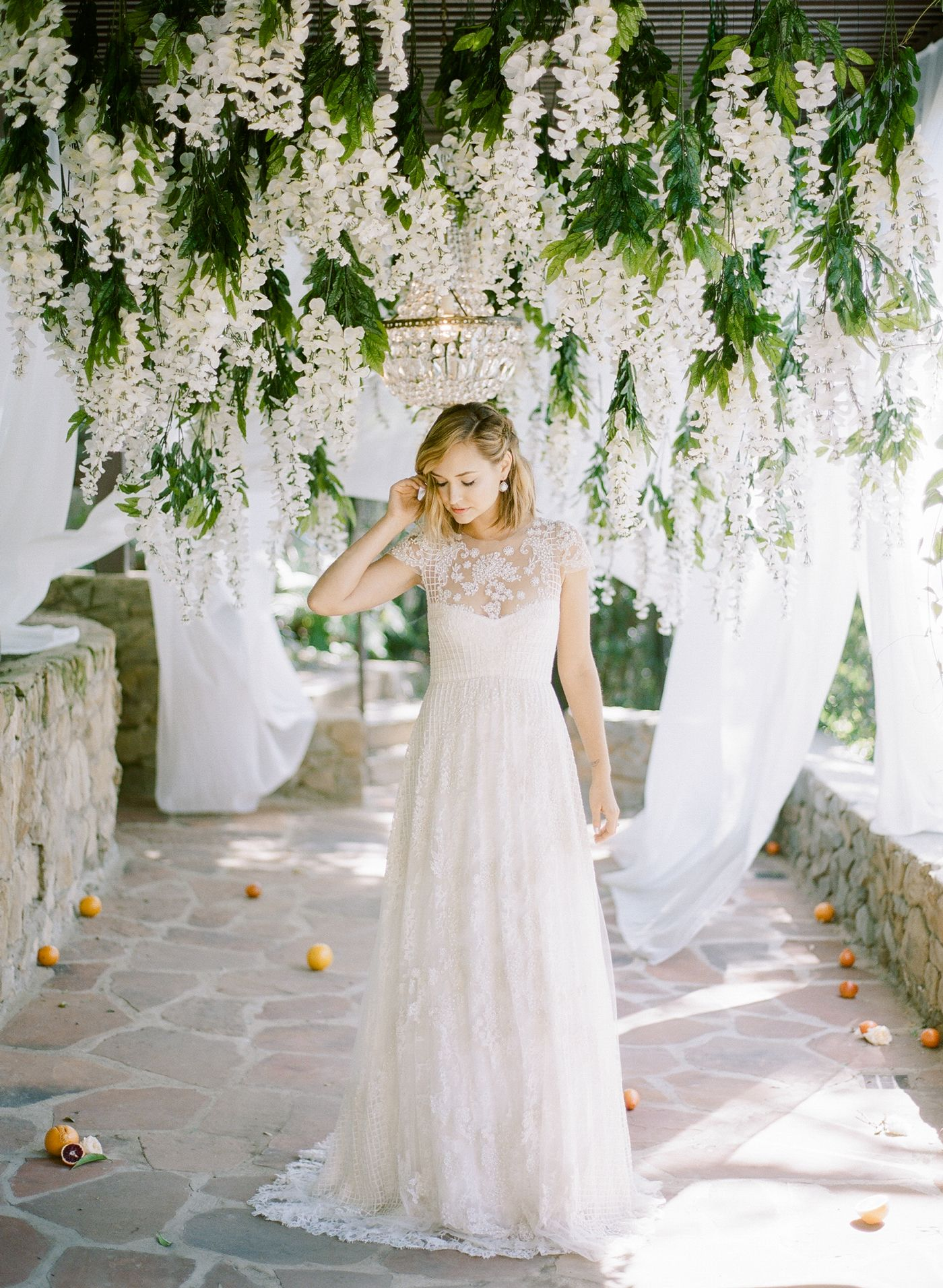 enchanting bride | Late Afternoon Blog | weddings | Pinterest ...