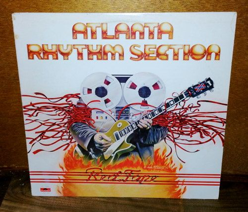 Atlanta Rhythm Section Red Tape Vintage Vinyl Record
