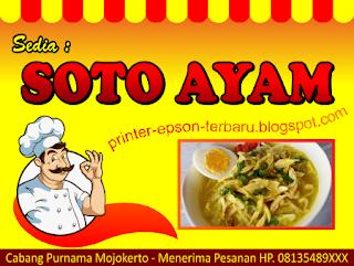 40+ Most Popular Banner Warung Soto Cdr