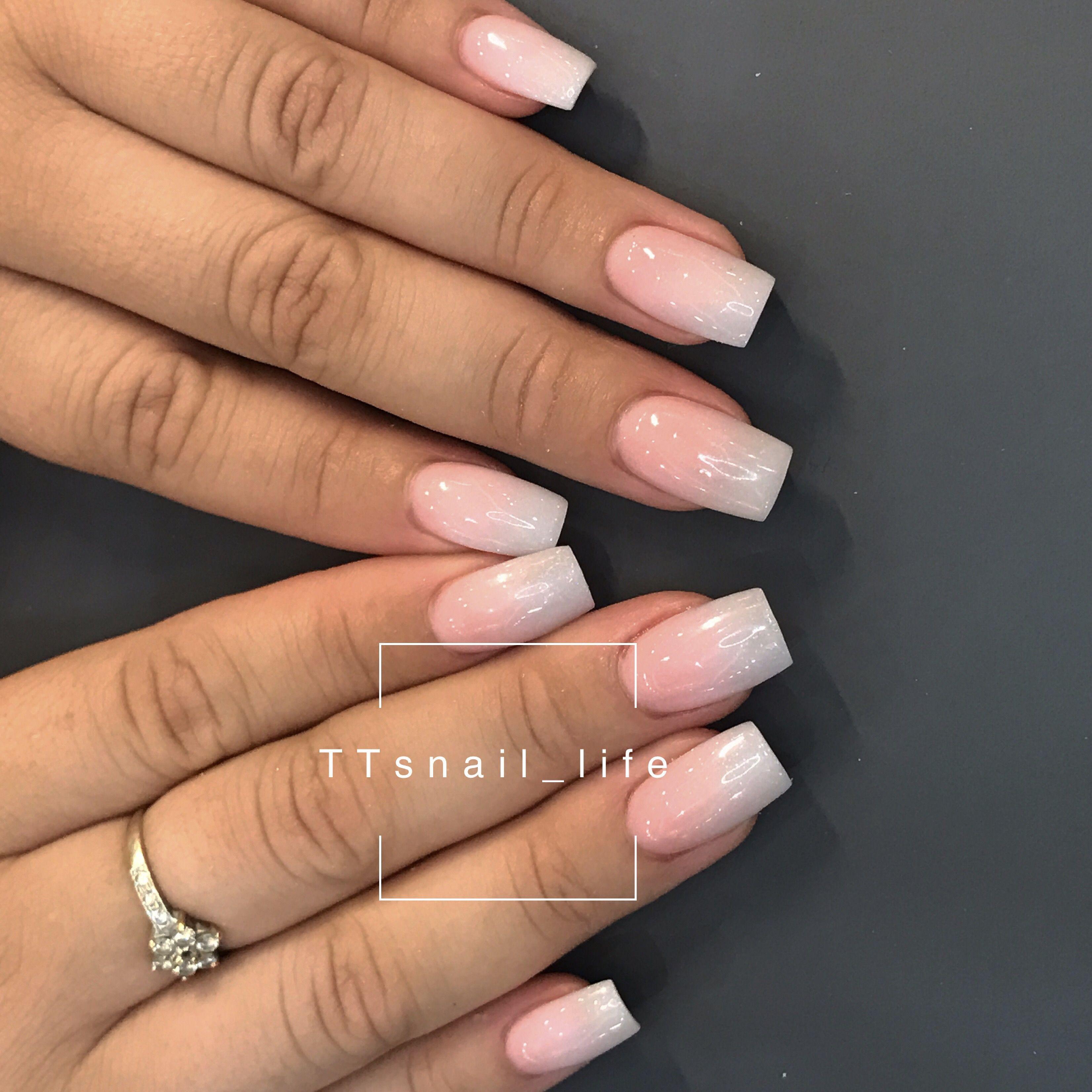 Pin By Whoas Trang On Nails Natural Nails Simple Nails Nails