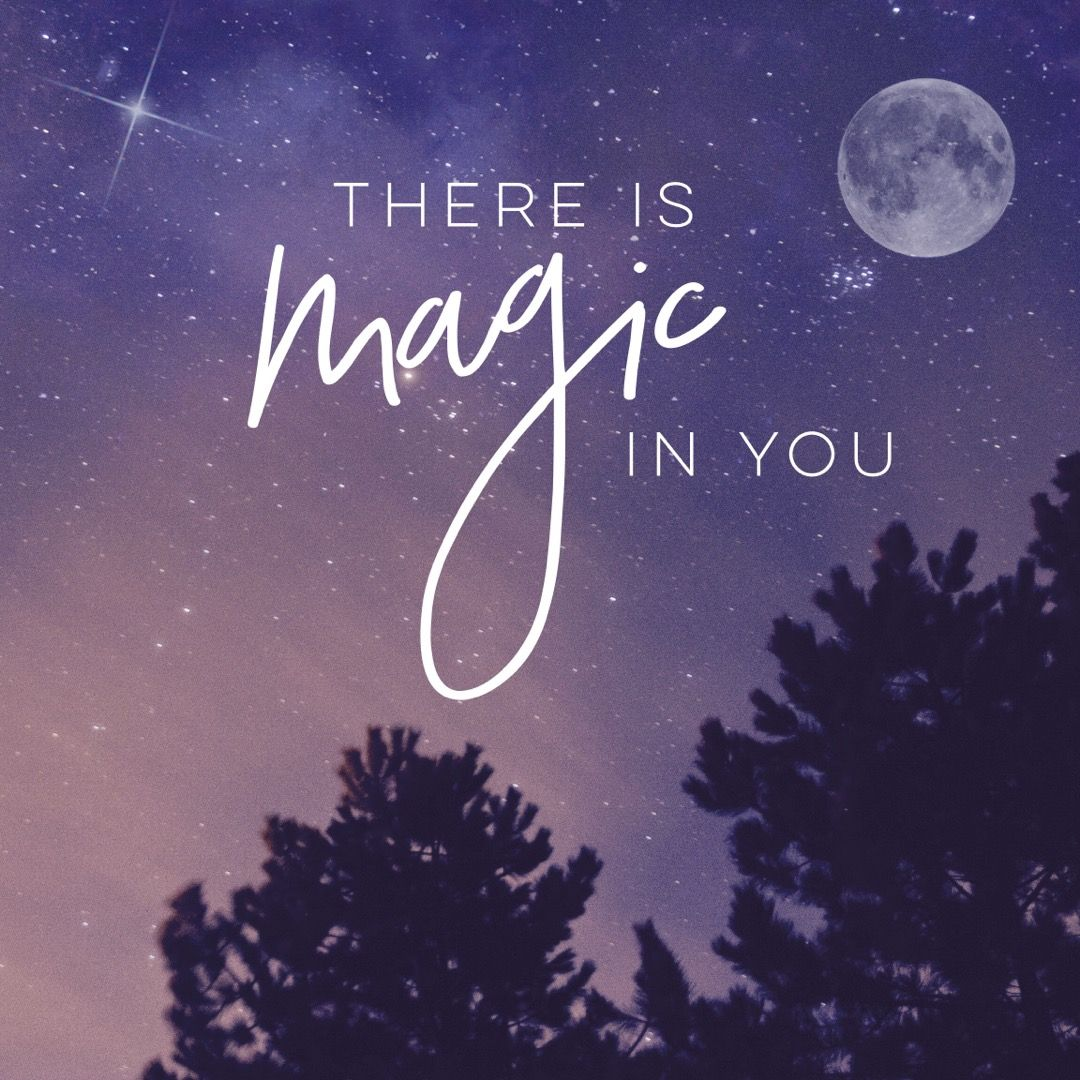 Magical Quotes You Are Magic  Magical Mind  Pinterest  Psych Quotes And