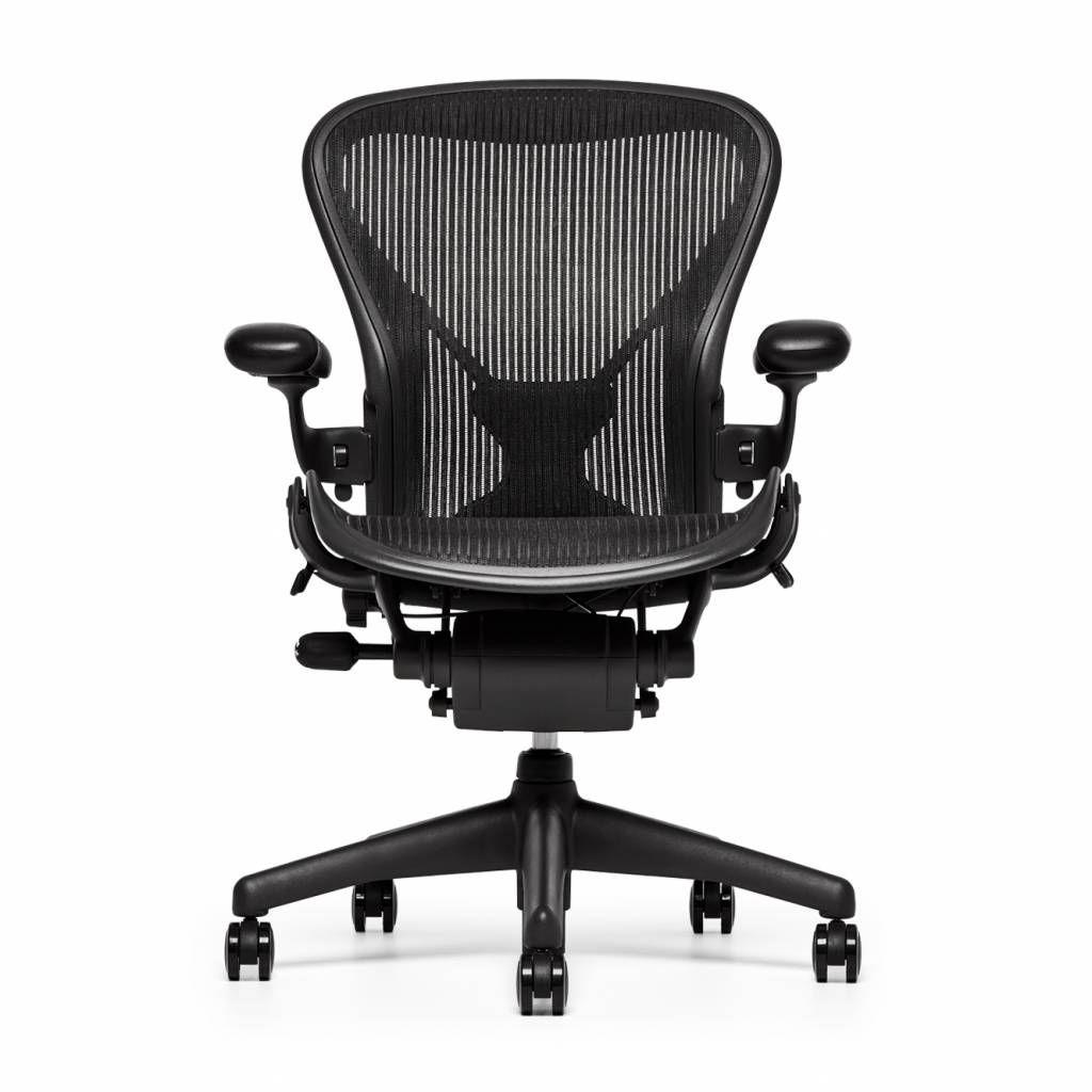 refurbished aeron chair size b