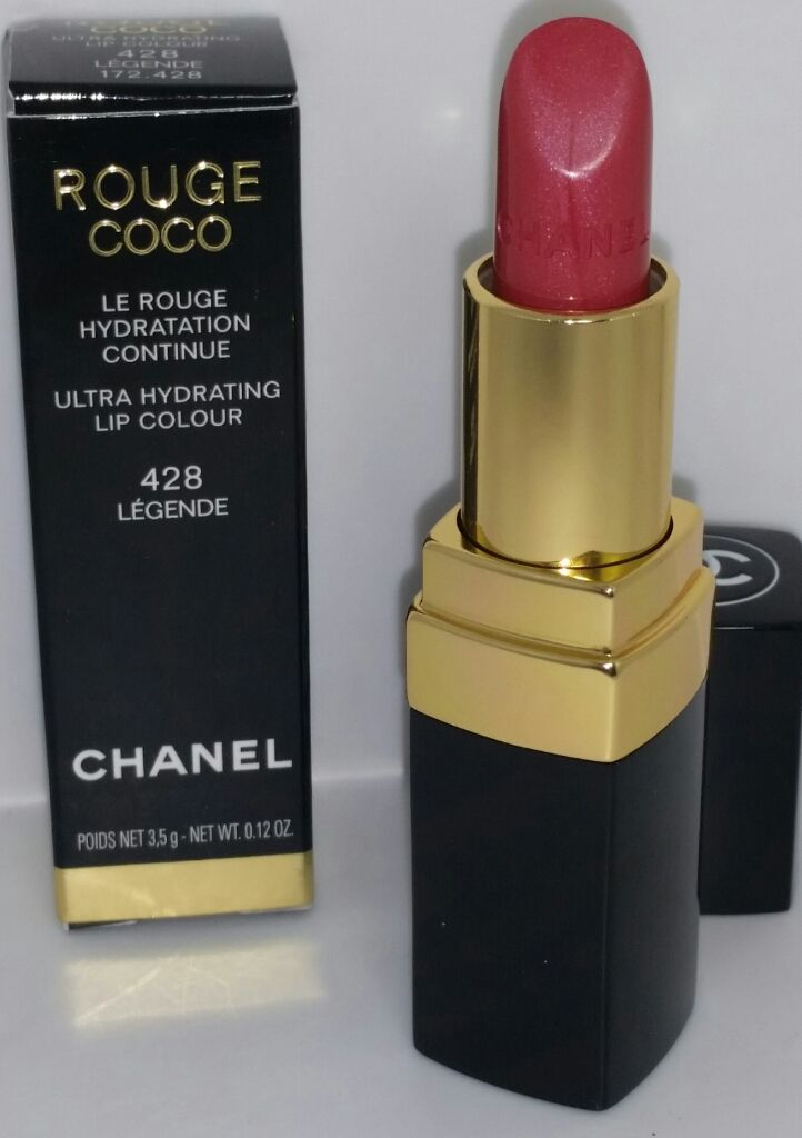 5f5b392105 428 LEGENDE CHANEL ROUGE COCO ULTRA HYDRATING LIP COLOUR - SWATCHES ...