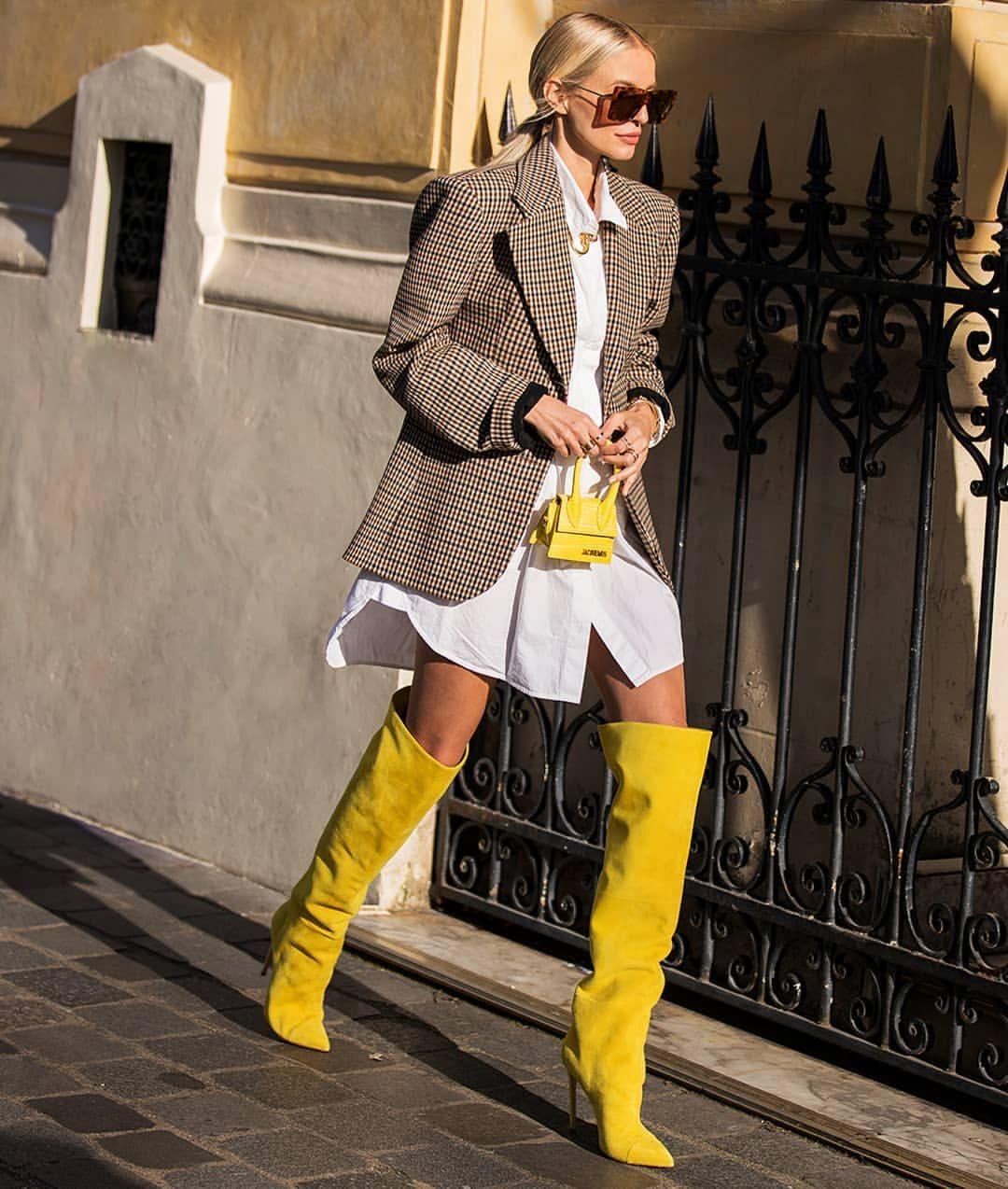 Leonie Hanne | Paris Now on THESTREETVIBE.com @leoniehanne… | Street style, Fashion, Style