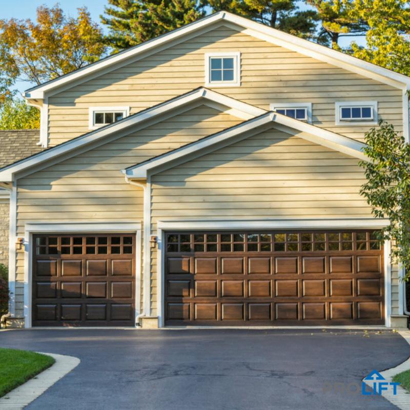 When choosing an insulated garage door, remember 'R-Value ...