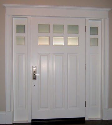 Craftsman style door i want this in our front entry door and craftsman style door i want this in our front entry door and sides planetlyrics Images