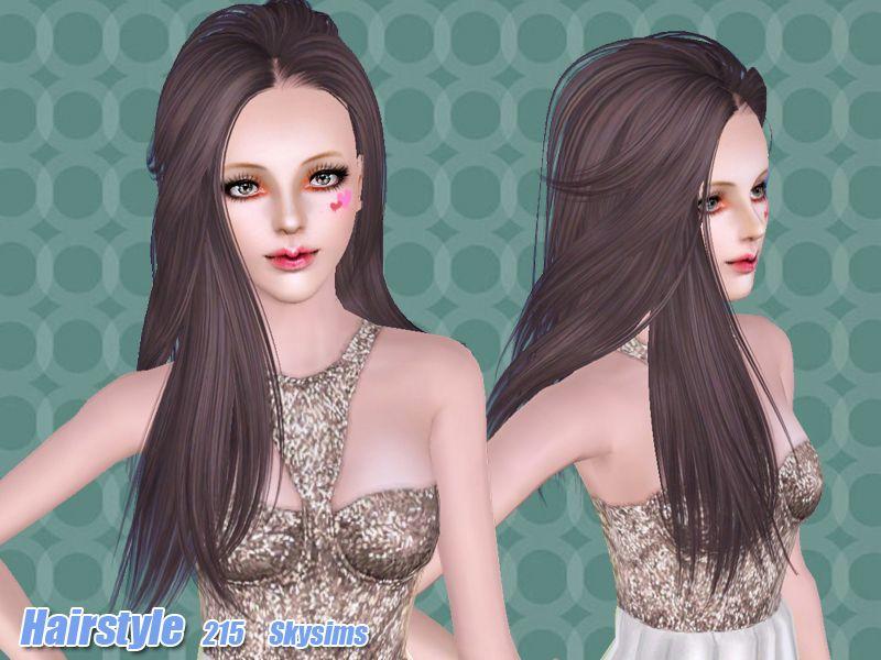 Skysims' Skysima Hair Adult 215