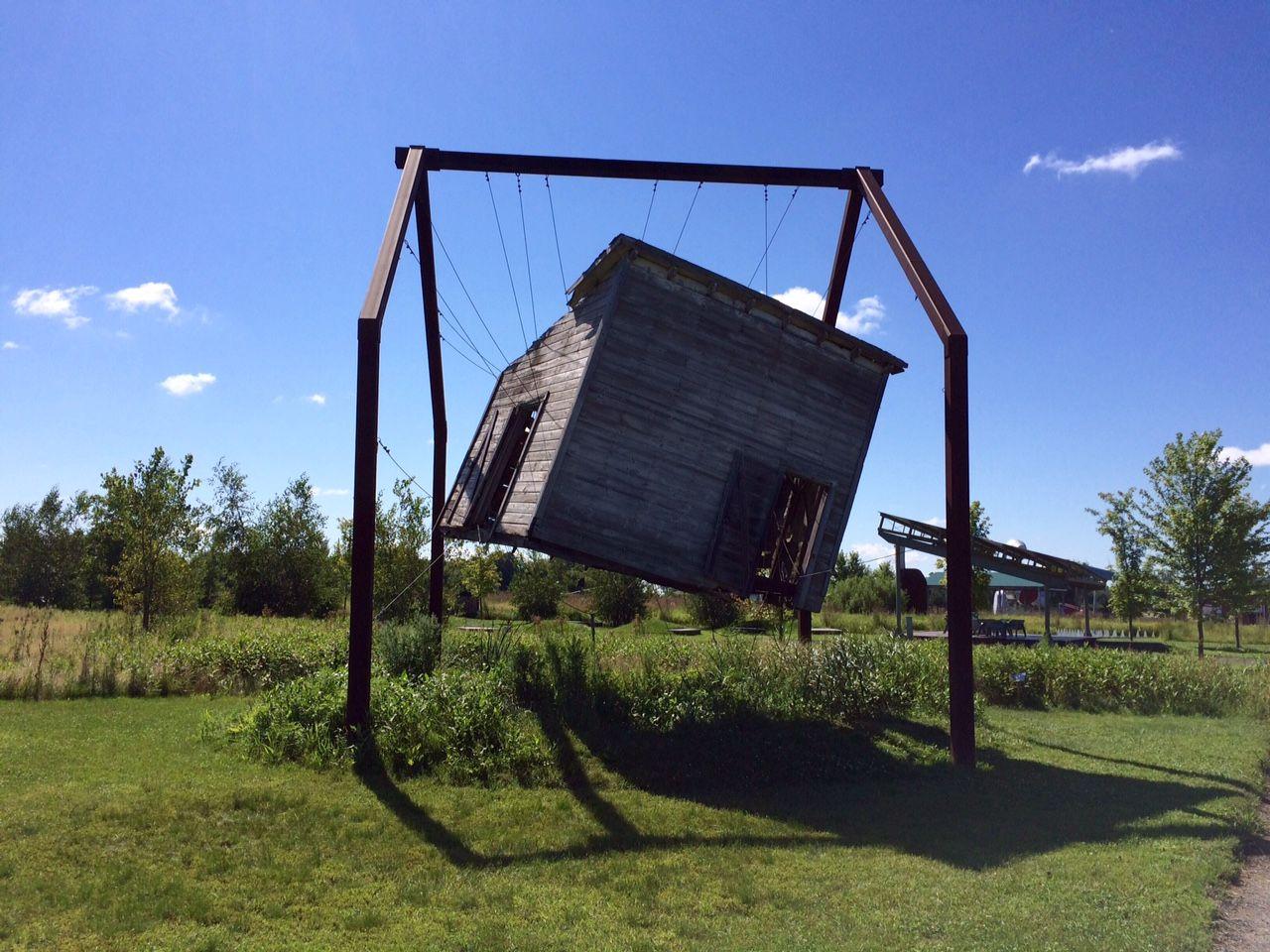 Finding Minnesota: Franconia Sculpture Park
