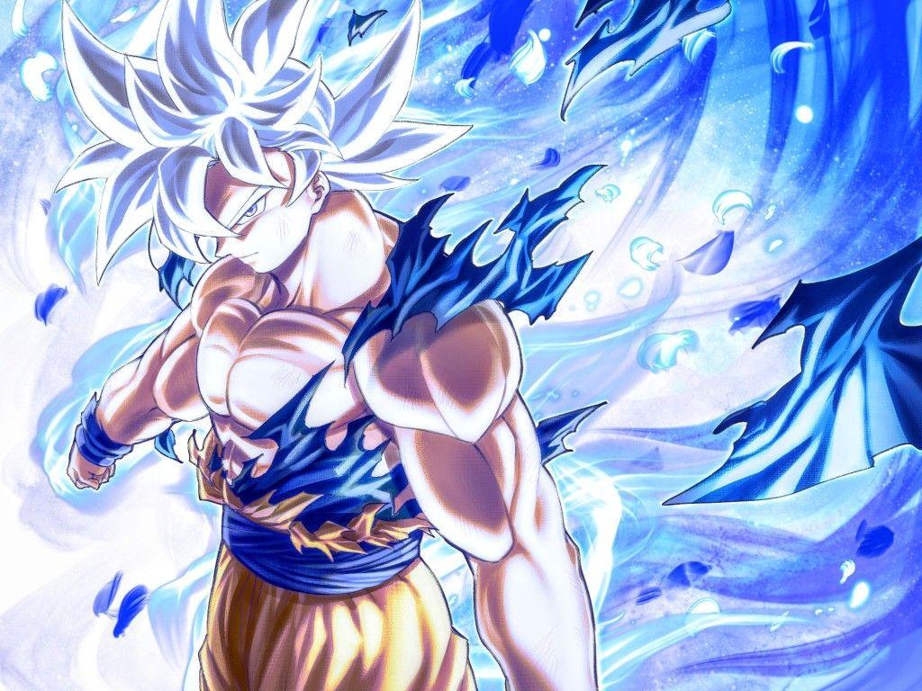 Dragon Ball Z Super Ultra Instinct Wallpaper Goku Ultra Instinct Grand Priest Ani Dragon Ball Super Manga Dragon Ball Super Wallpapers Anime Dragon Ball Super