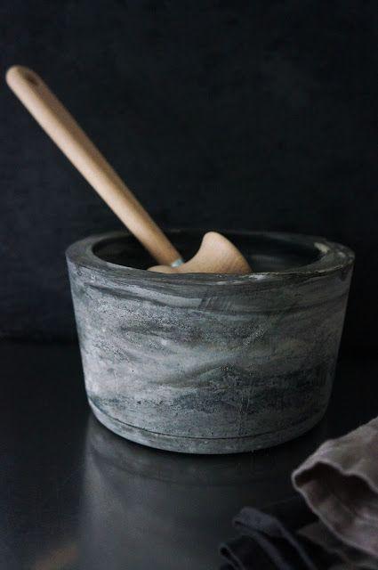 Тинкер краска выпекать торты: бетон в мраморном вид