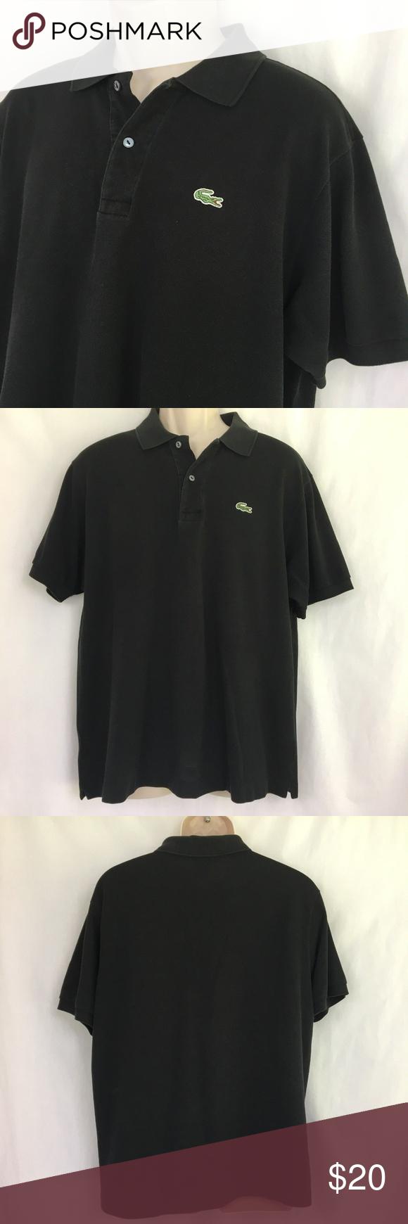 9f71e6e71 Vintage Izod Lacoste Alligator Men s Polo Shirt Vintage Izod Lacoste  Alligator Men s Polo Shirt Size 6