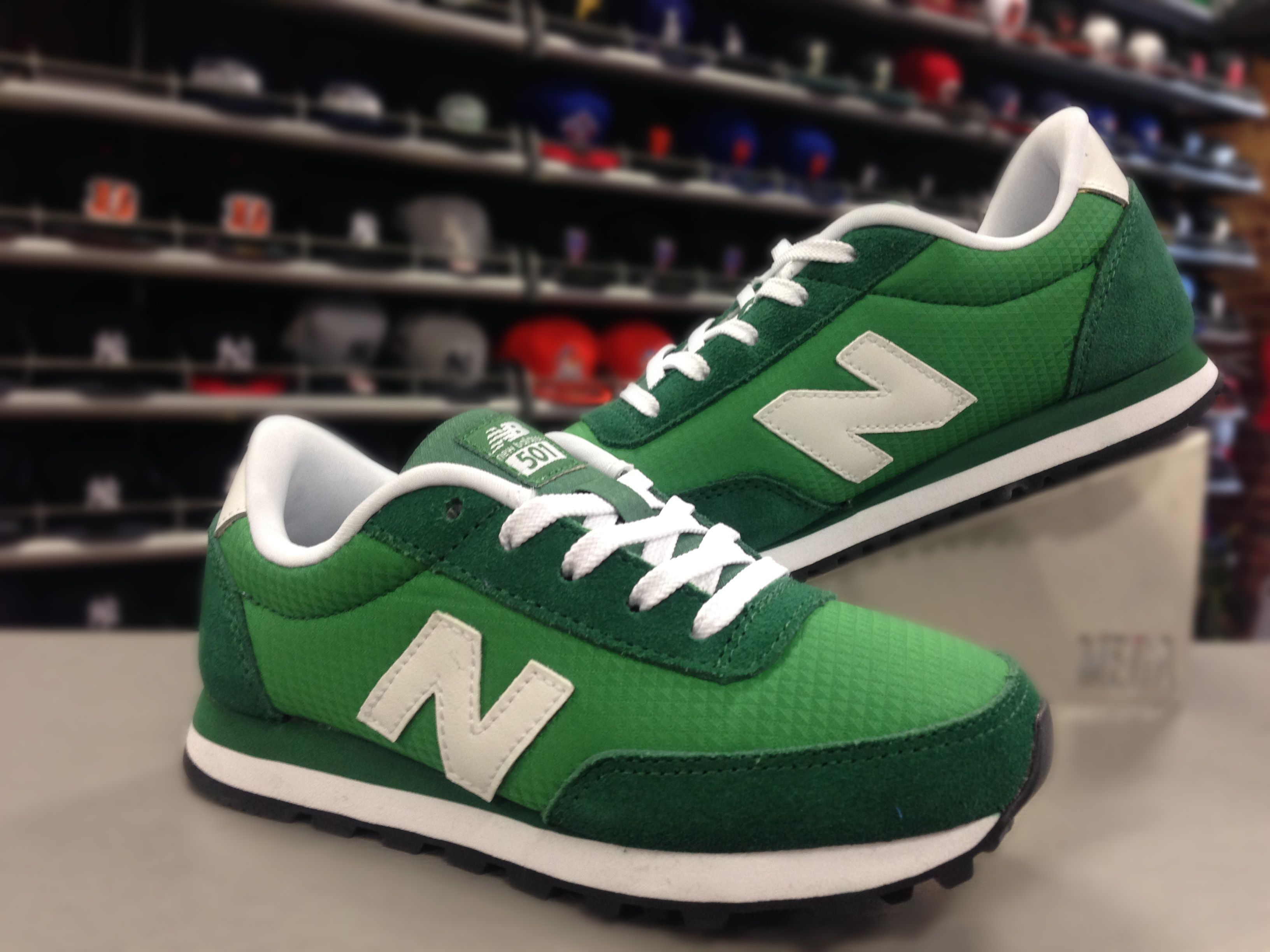 Image result for new balance 501 green