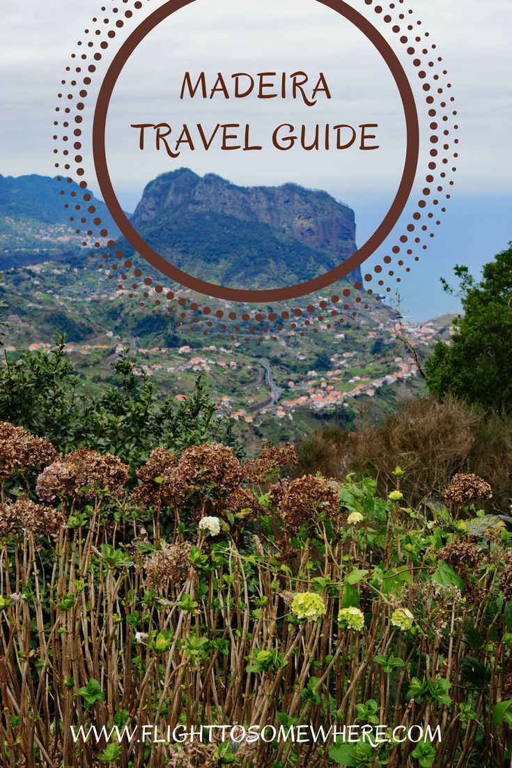 Travel guide for #madeira , #portugal  - must-see places in and beyond #funchal  and practical tips.
