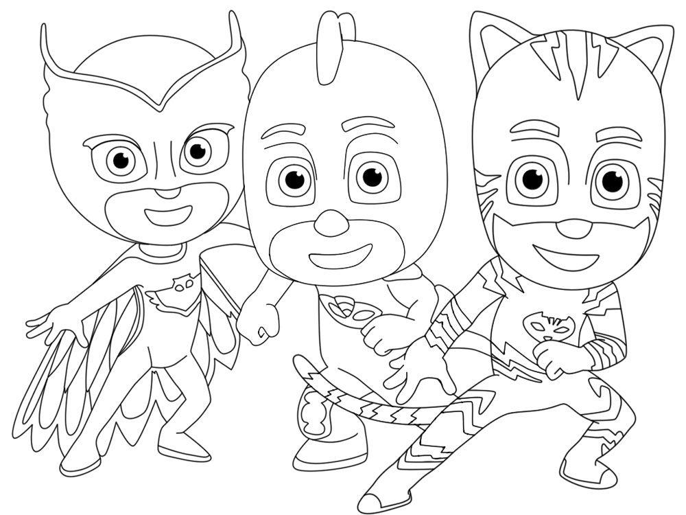 Картинки с Героями в масках для малышей | Раскраски, Герои