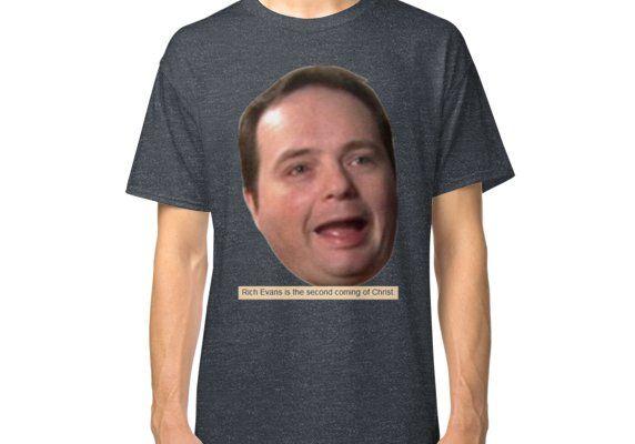 rich evans t shirt