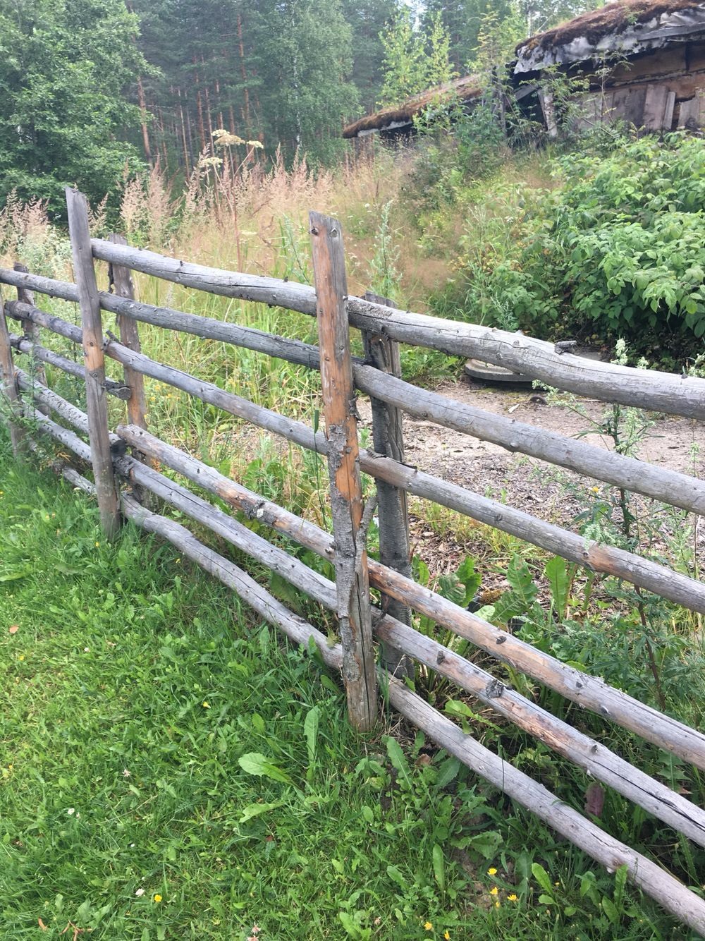 Love this type of fence ! (With images) | Types of fences ...