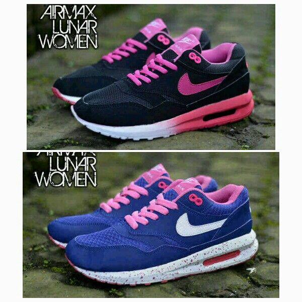 Sepatu Nike Airmax Lunar Wanita Sz 37 40 289 Pin 331e1c6f
