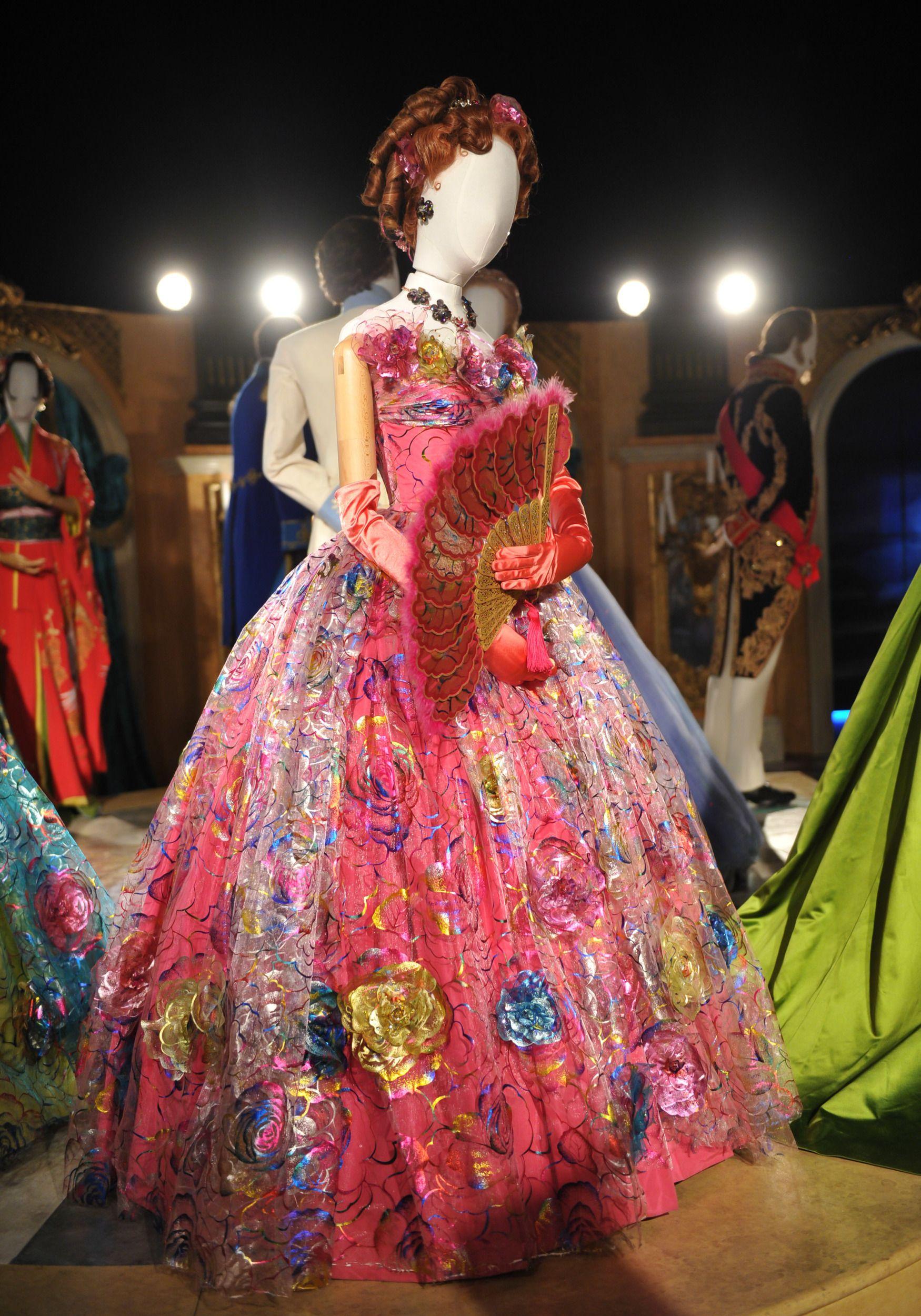 El vestido de Anastacia de la cenicienta | Styles | Pinterest ...