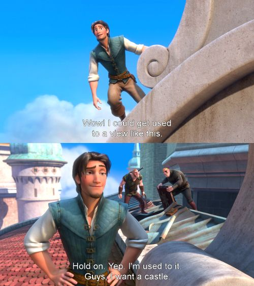 Disney Tangled Have A Laugh Funny Pictures Bones Funny