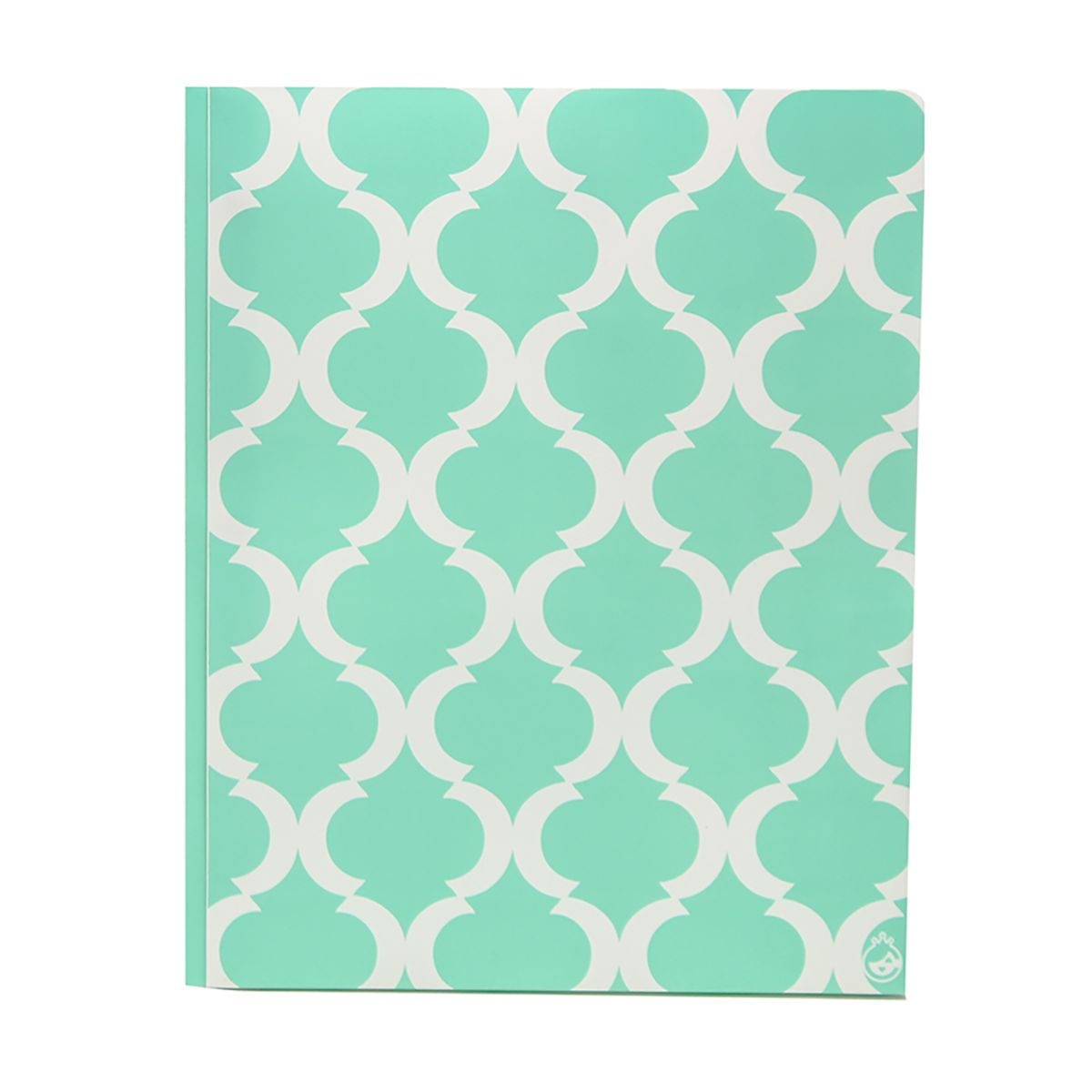 Studio C Patter Play Collection 2 Pocket Folder With