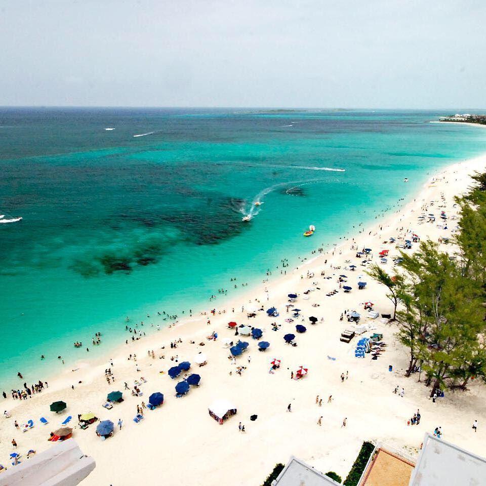 Travelchannel Riu Paradise Beach Bahamas Dailyescape Travel