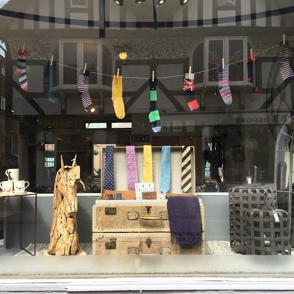 Father's Day Window Display @marramtrading