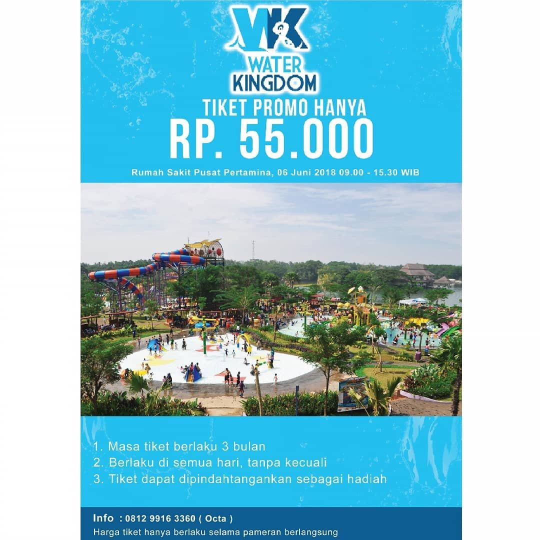 Ada Yang Mau Berburu Tiket Promo Water Kingdom Yuk Langsung Dateng Voucer Waterbom Jakarta Aja Kita Lagi Open