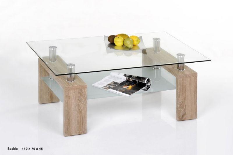Glasplaat Voor Tafel : Glazen salontafel firenze op maat glazentafel