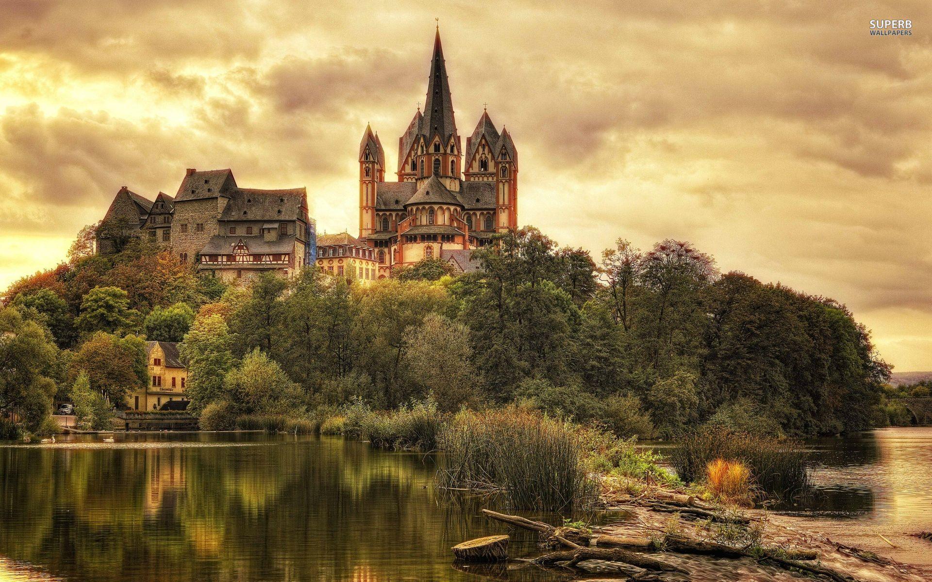 Burg Hohenzollern Deutschland Hintergrundbilder Urlaubsorte Landschaftsfotografie Schone Gebaude