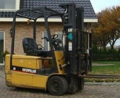 caterpiller service manual caterpillar cat ep16kt ep18kt ep20kt