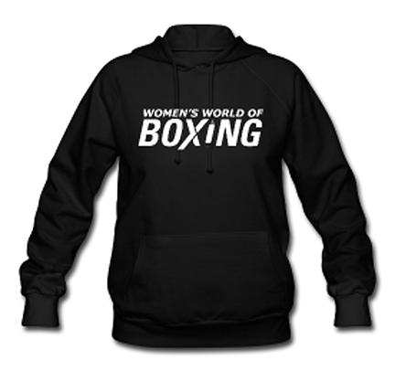 Women's World of Boxing Hoodies! http://wwbny.spreadshirt.com/