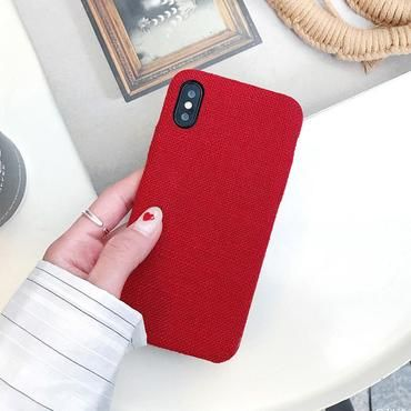 iphone xs coque tissu