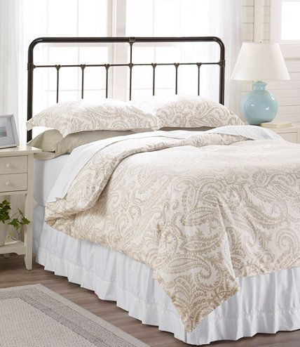 Premium Supima Flannel Comforter Cover Floral Free Shipping At L L Bean Comforter Cover Black Distressed Furniture Textured Bedding