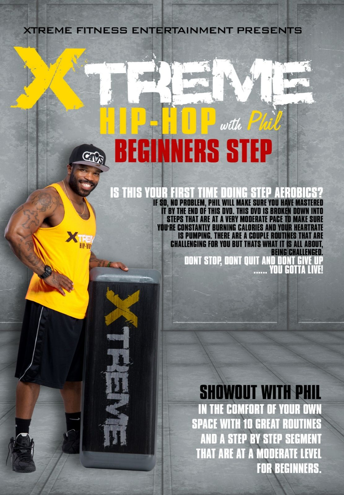 xtreme fitness with phil songs