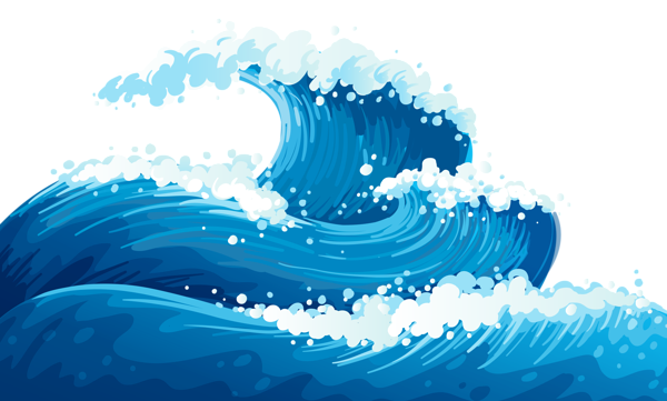 Clip Art Clipart Waves 1000 images about ride the reading wave on pinterest clip art free vector graphics and sea waves