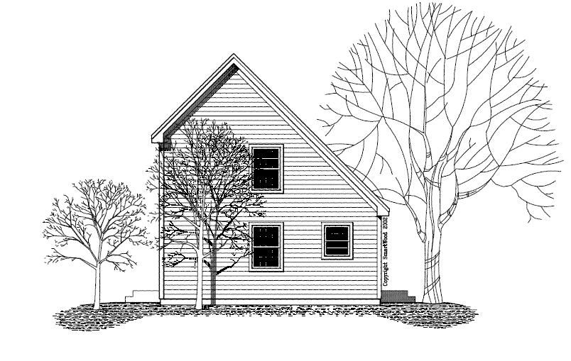 Saltbox House Plans & Homes | Saltbox houses, Colonial ...