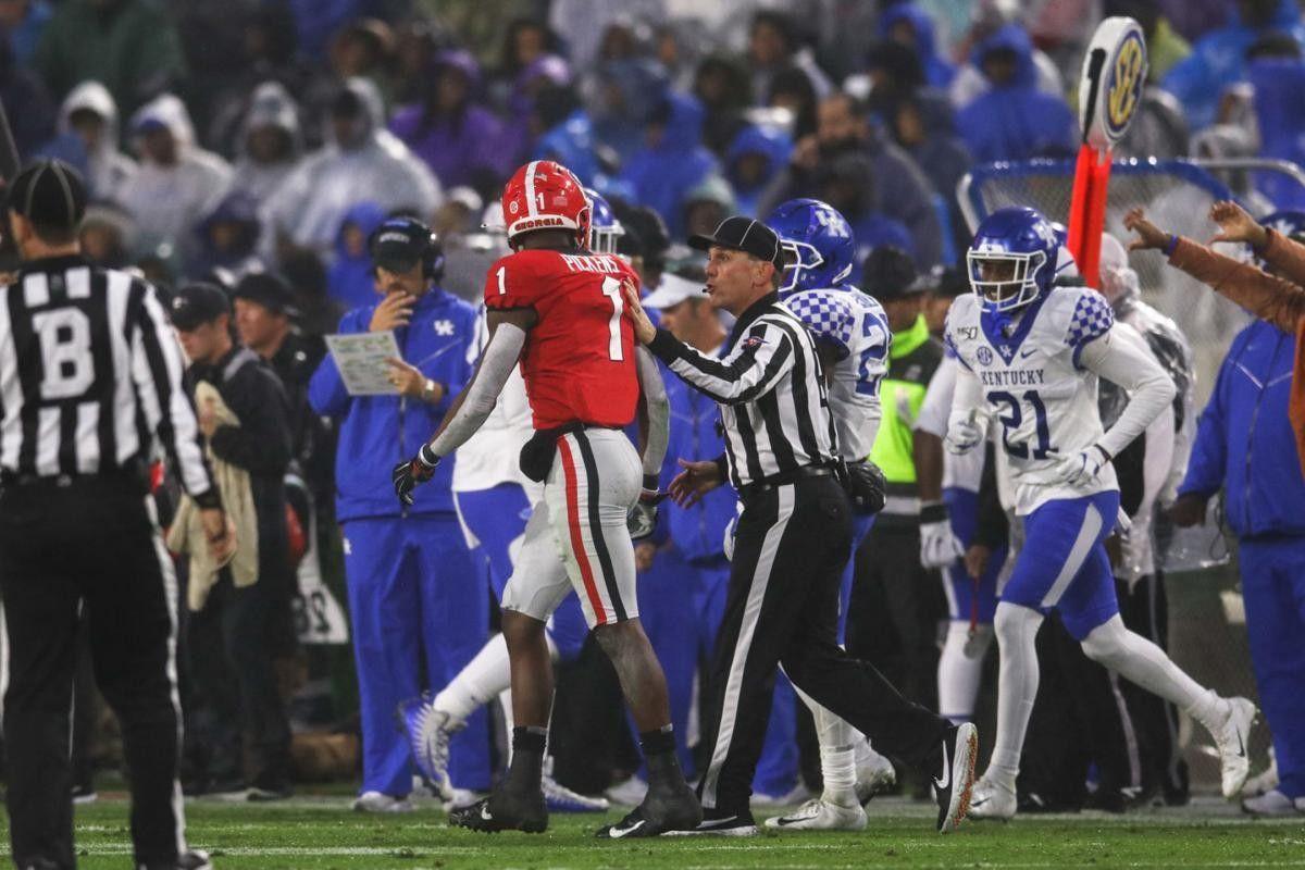 (Photo/Gabriella Audi). in 2020 Kentucky football, Uk