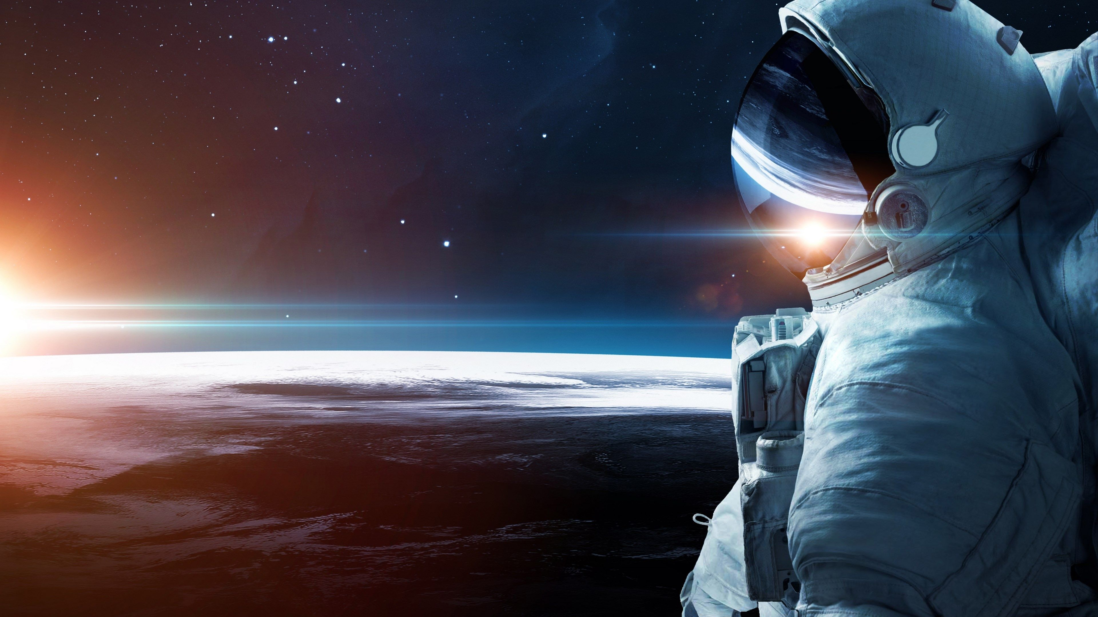 4k Desktop Wallpaper 3840x2160 Hd Space Sci Fi Wallpaper Astronaut Wallpaper
