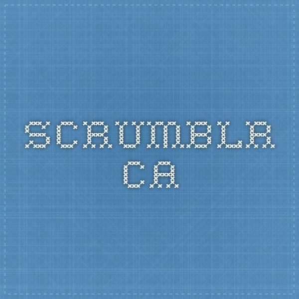 scrumblr.ca collaborative boards