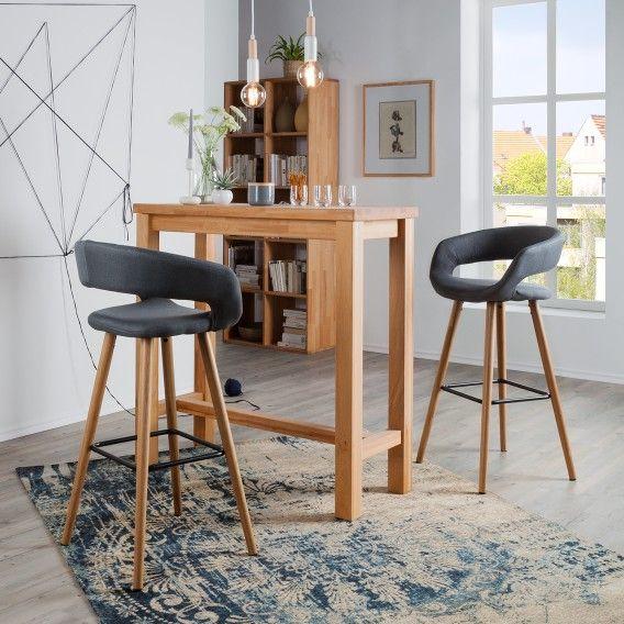 Chaises De Bar Volda Lot De 2 Acheter Home24 Chaise Bar Meuble Design Pas Cher Chaise Haute Cuisine