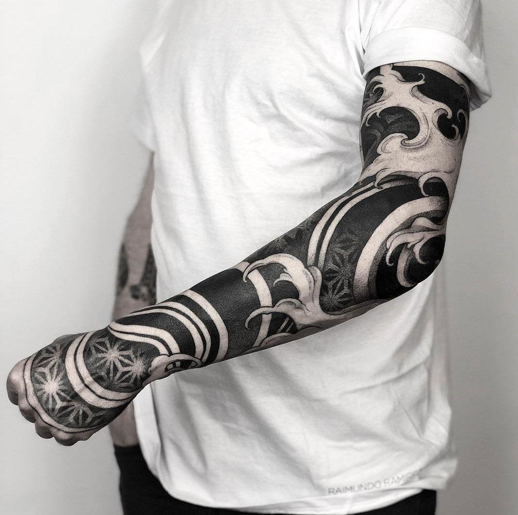 Ornamental Sleeve