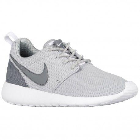 nike air max one grey,Nike Roshe One - Boys' Grade School - Running - Shoes  - Wolf Grey/Cool
