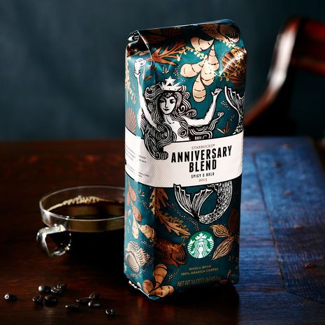 Starbucks Coffee Bag