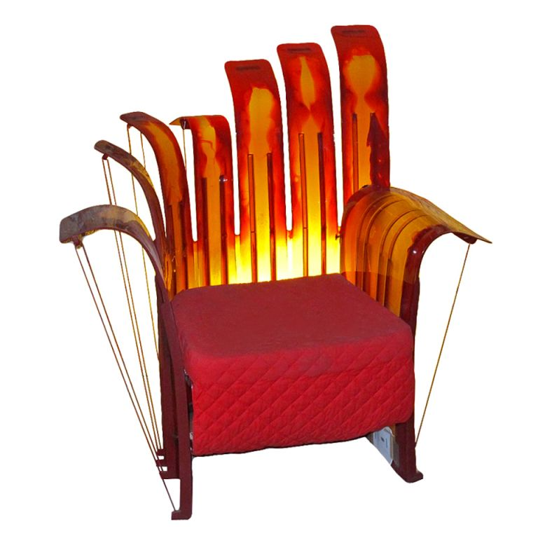 Best Armchair Design Gaetano Pesce From A Unique Collection 640 x 480