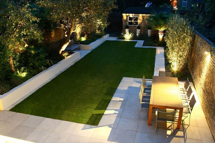 20 Beautiful Ways to Small Garden Lighting Ideas | Inspira ...