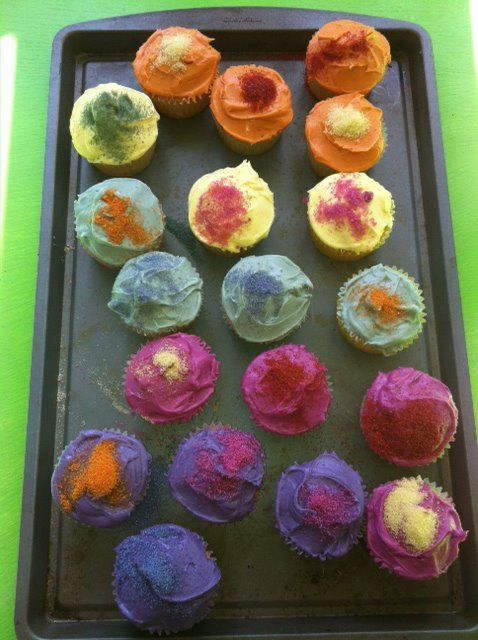 Natural Food Dyes - For Color Without the Chemicals\