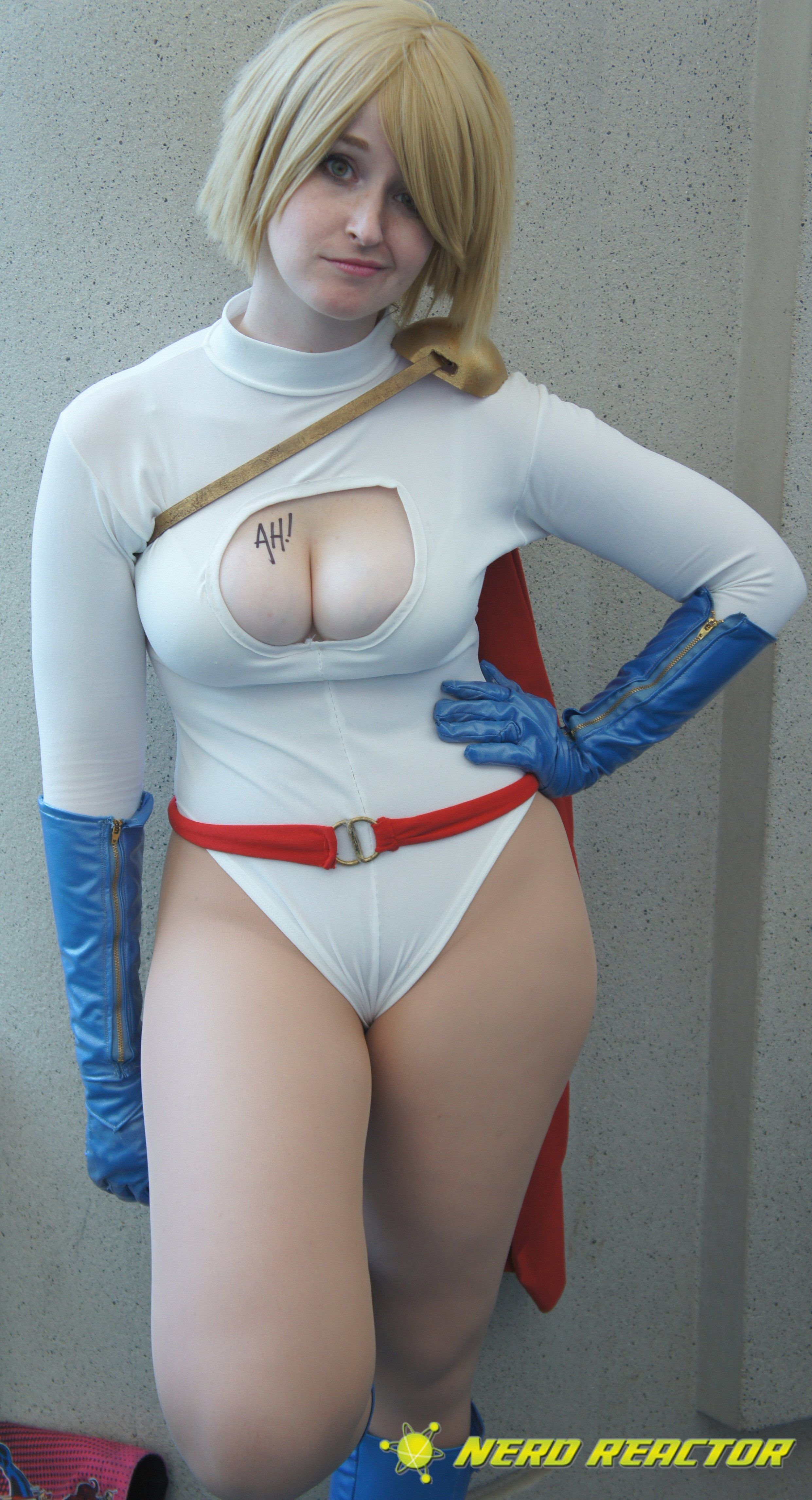 The purpose Power girl cosplay nude many thanks