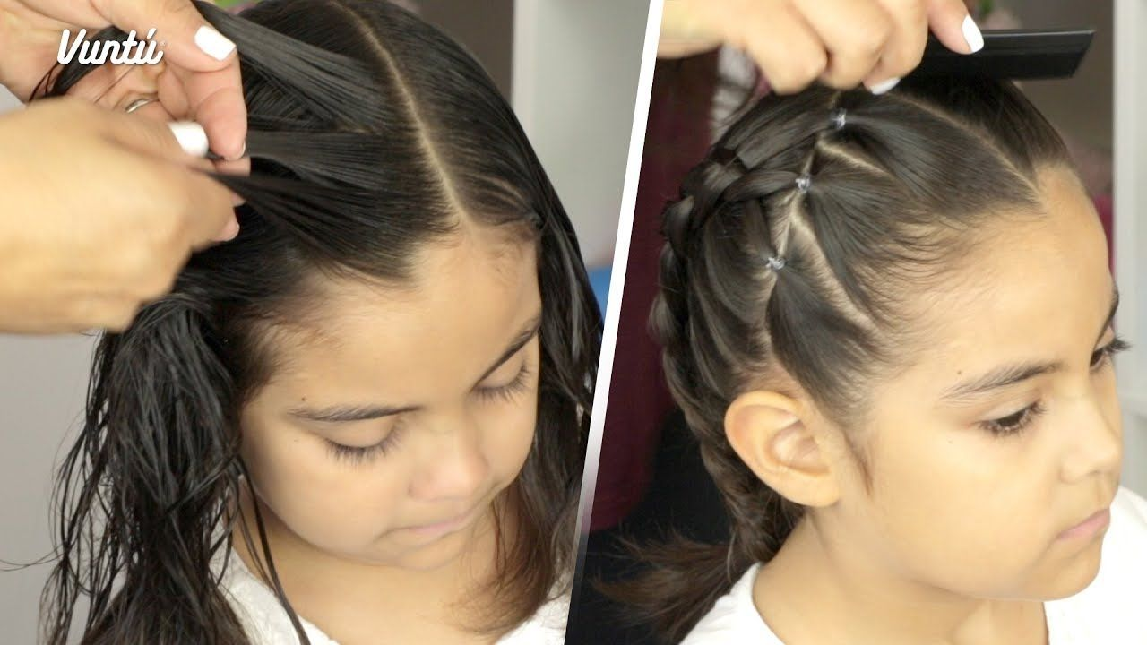peinados fáciles para niñas que tu hija amará peinados