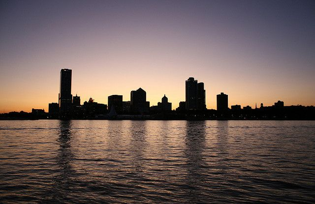 Milwaukee Skyline Milwaukee Skyline Skyline Milwaukee